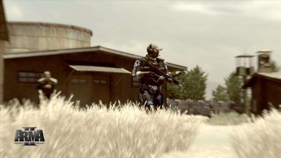 Arma 2 - Private Military Company (DLC) Screenshot 1