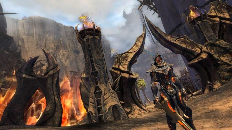 Guild Wars 2 - Path of Fire (Expansion) Screenshot 5