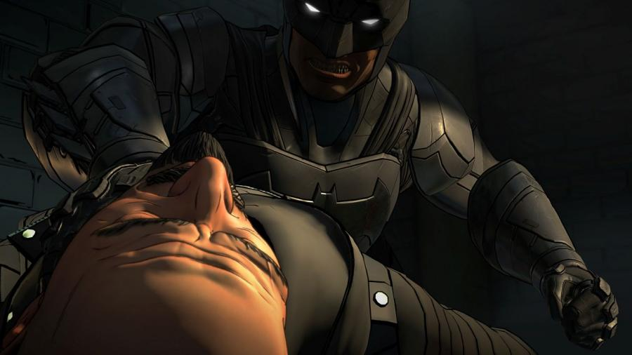 Batman - The Enemy Within - The Telltale Series Screenshot 5