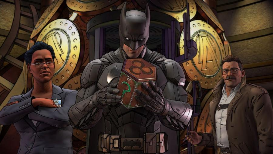Batman - The Enemy Within - The Telltale Series Screenshot 4