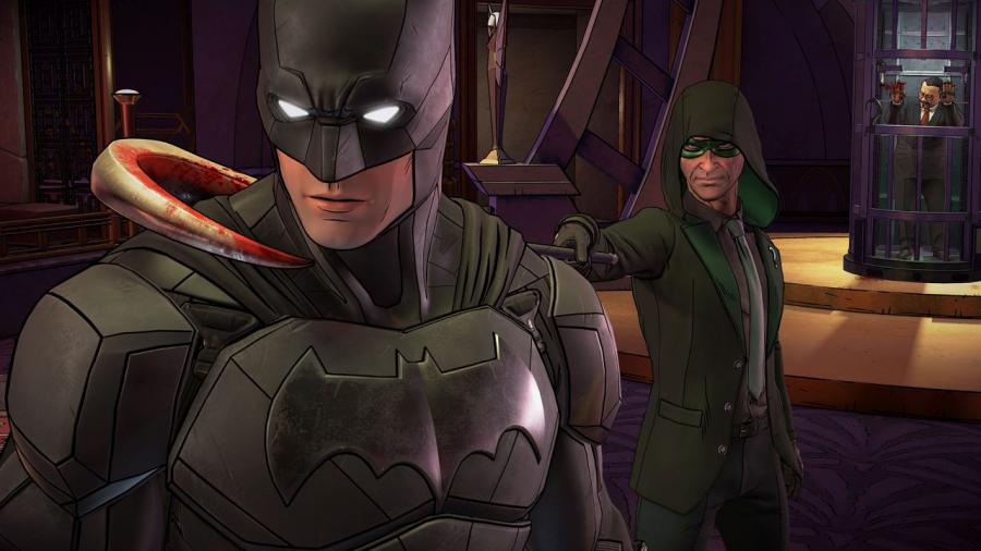 Batman - The Enemy Within - The Telltale Series Screenshot 1
