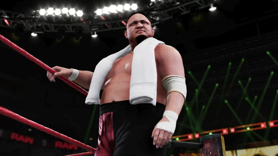 WWE 2K18 - Day One Edition Screenshot 2