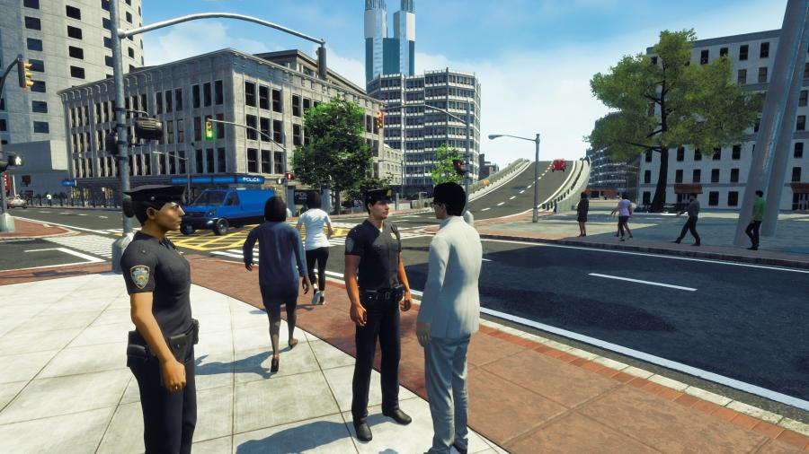 Police Simulator 18 Screenshot 2