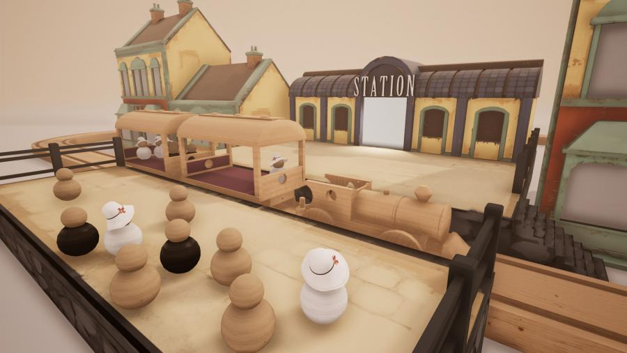 Tracks - The Train Set Game Screenshot 2