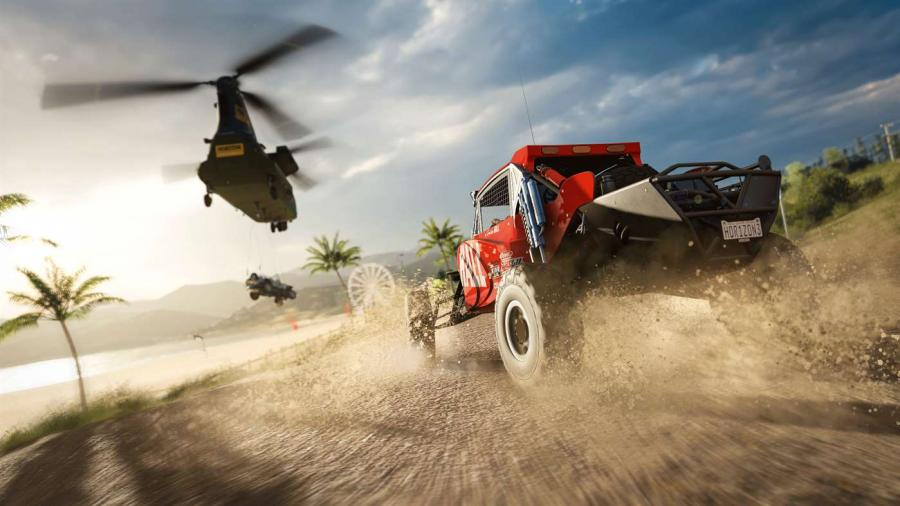 Forza Horizon 3 + Hot Wheels DLC Bundle (Xbox One / Windows 10) Screenshot 4