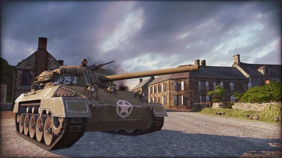 Steel Division Normandy 44 - Second Wave DLC Screenshot 6