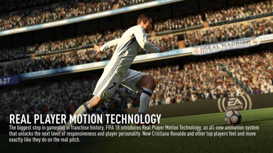 FIFA 18 Ronaldo Edition - Xbox One Código de Descarga Screenshot 3