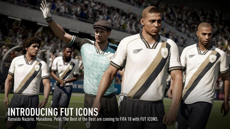 FIFA 18 Ronaldo Edition - Xbox One Código de Descarga Screenshot 2