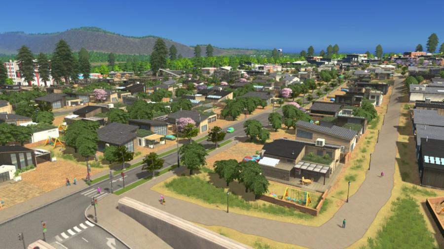 Cities Skylines - Green Cities DLC Screenshot 2