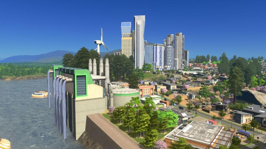 Cities Skylines - Green Cities DLC Screenshot 4