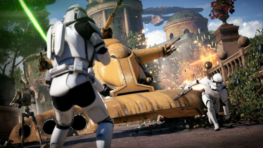 Star Wars Battlefront 2 - Xbox One Código de Descarga Screenshot 4