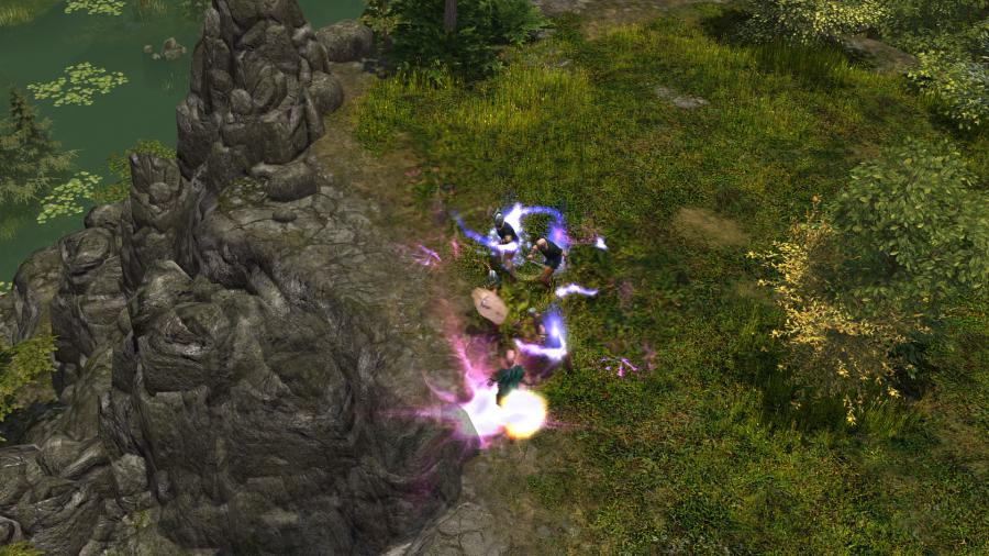 Titan Quest - Ragnarok (DLC) Screenshot 5