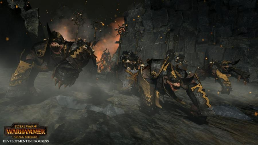 Total War Warhammer - Chaos Warriors (DLC) Screenshot 2