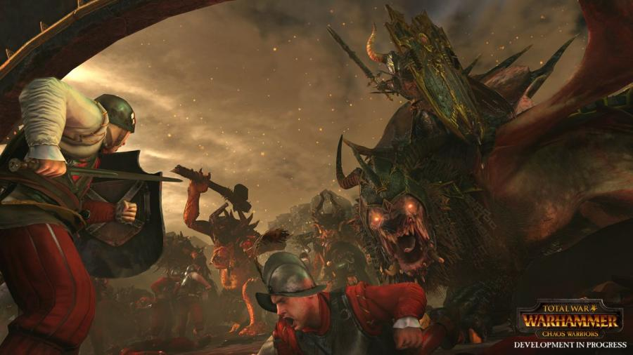 Total War Warhammer - Chaos Warriors (DLC) Screenshot 4