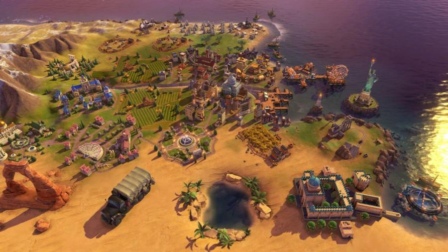 Civilization VI - Rise and Fall (DLC) Screenshot 1