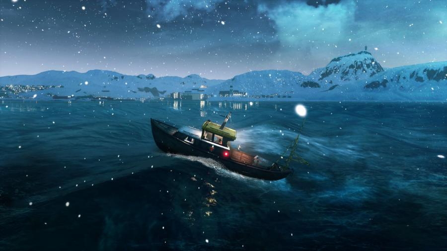 Fishing Barents Sea Screenshot 3