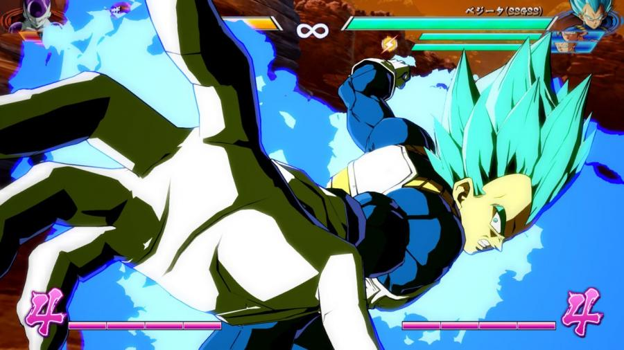 Dragon Ball FighterZ: FighterZ Pass - PS4 Código de Descarga Screenshot 3