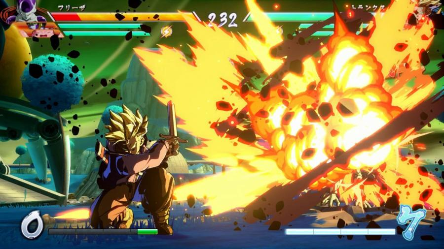 Dragon Ball FighterZ: FighterZ Pass - PS4 Código de Descarga Screenshot 8