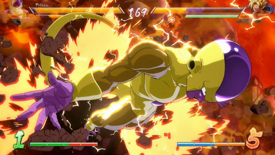 Dragon Ball FighterZ: FighterZ Pass - PS4 Código de Descarga Screenshot 4