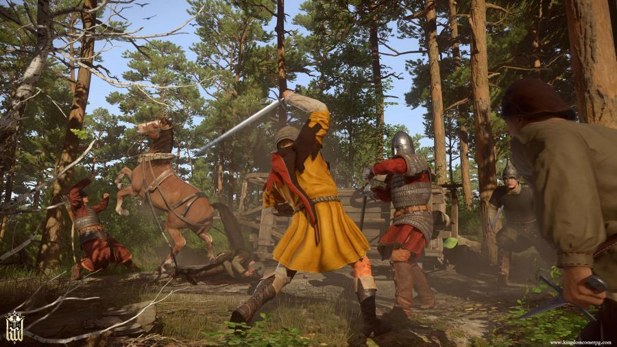 Kingdom Come: Deliverance Screenshot 8