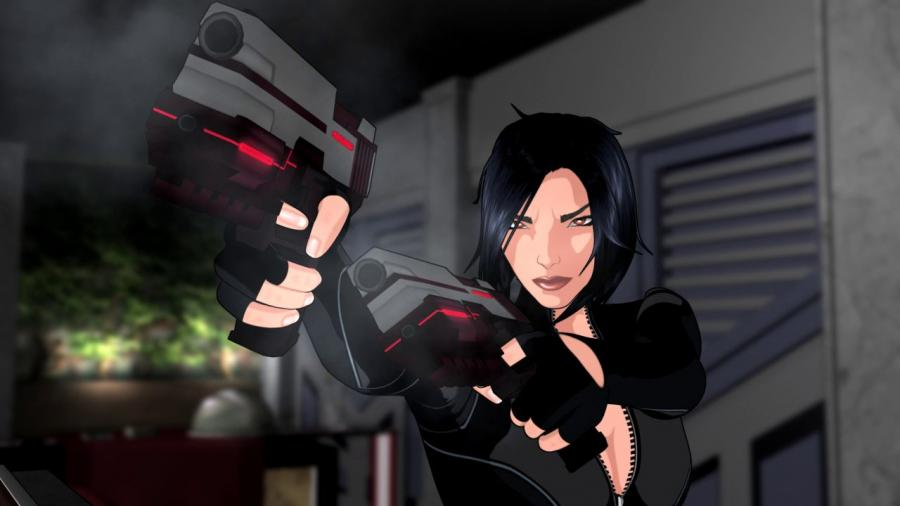 Fear Effect Sedna Screenshot 1