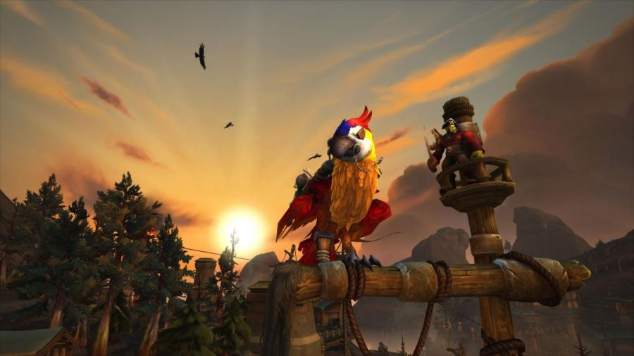 WoW - Battle for Azeroth [EU] - World of Warcraft Addon - Pre-Purchase Key Screenshot 4