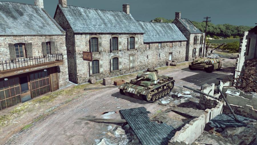 Steel Division Normandy 44 - Back to Hell (DLC) Screenshot 4