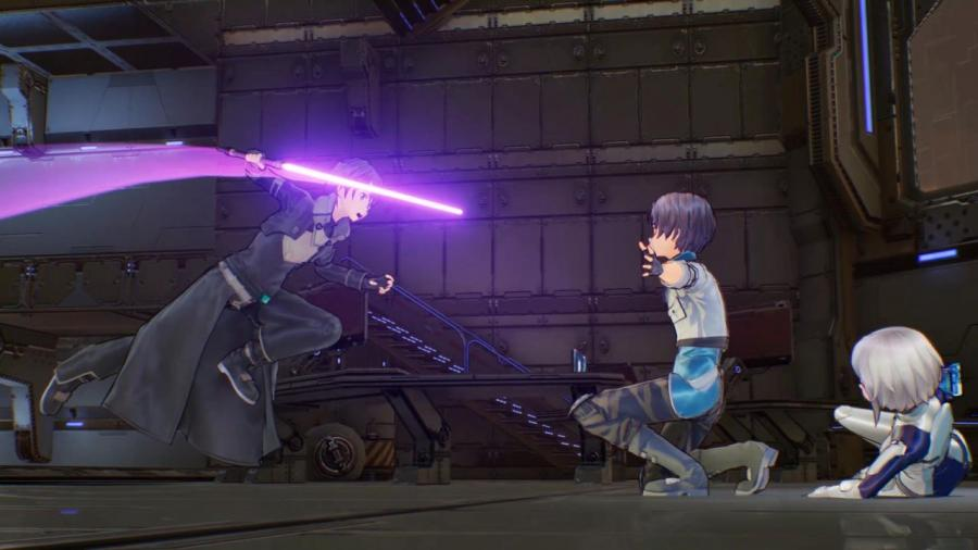 Sword Art Online - Fatal Bullet Screenshot 2