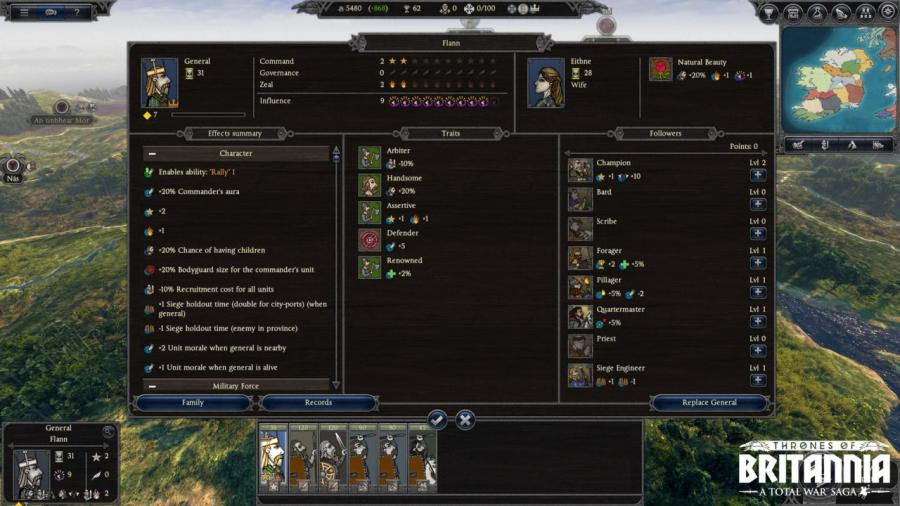 Total War Saga - Thrones of Britannia Screenshot 6