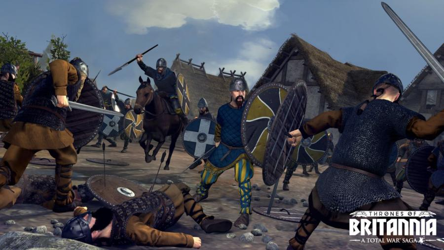 Total War Saga - Thrones of Britannia Screenshot 8