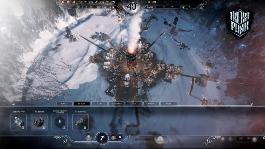Frostpunk Screenshot 6