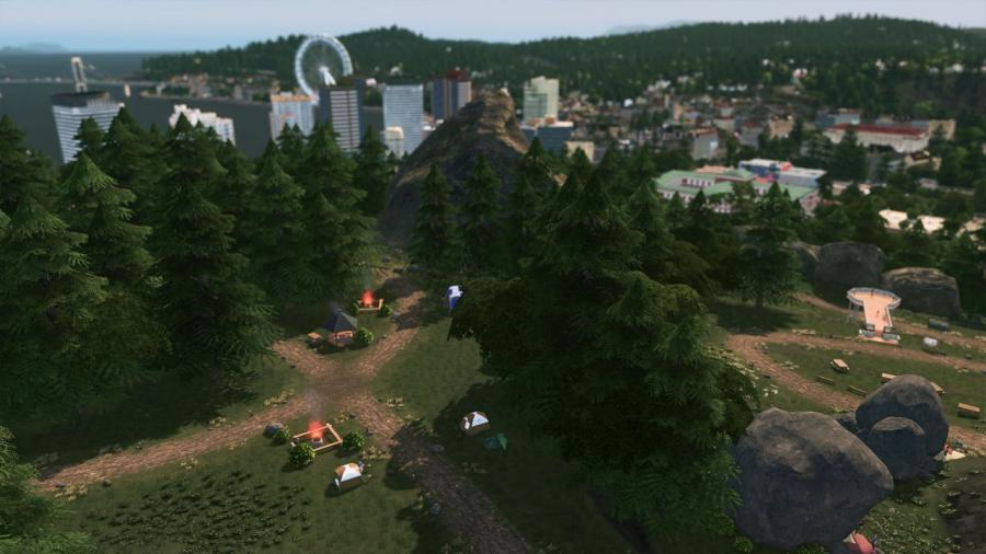 Cities Skyline - Parklife (DLC) Screenshot 3
