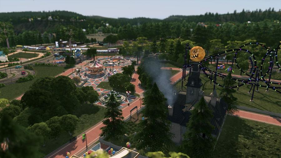 Cities Skyline - Parklife (DLC) Screenshot 8