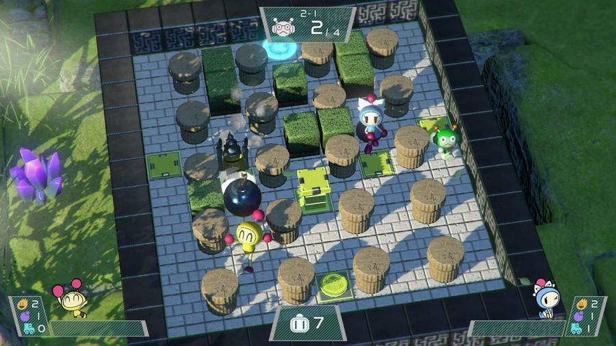 Super Bomberman R Screenshot 5