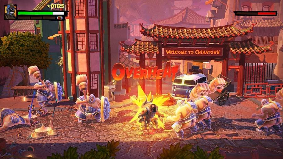 Shaq Fu - A Legend Reborn Screenshot 2