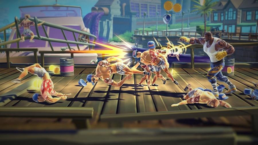 Shaq Fu - A Legend Reborn Screenshot 5
