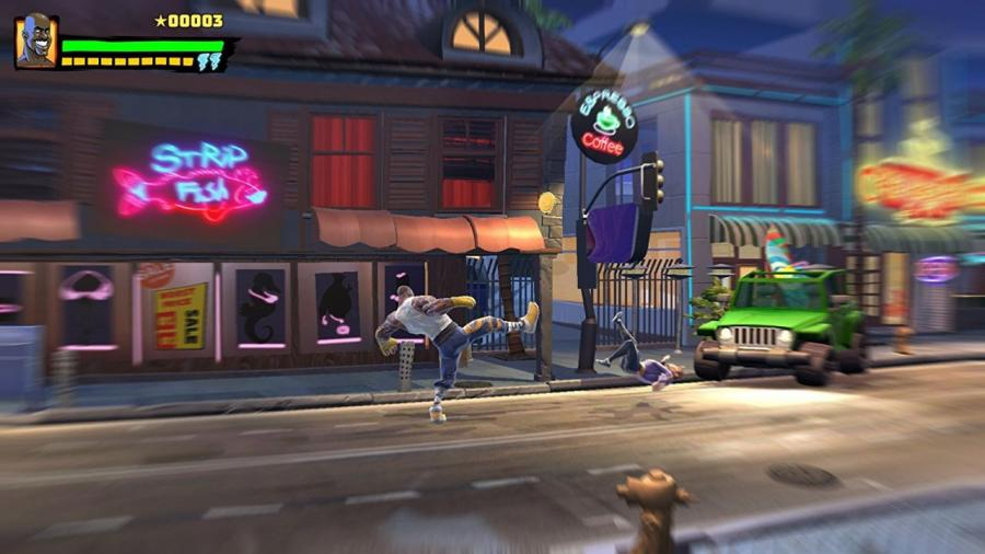 Shaq Fu - A Legend Reborn Screenshot 6