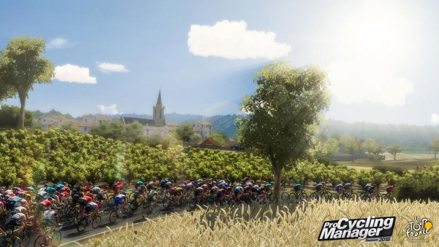 Pro Cycling Manager 2018 Screenshot 2