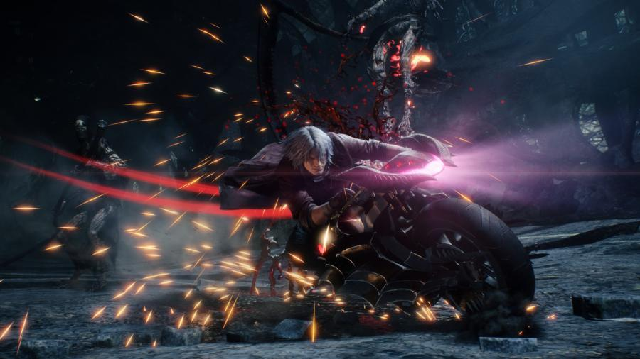 Devil May Cry 5 Screenshot 5