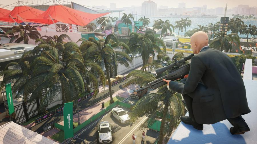HITMAN 2 Screenshot 3