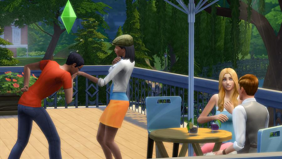 Los Sims 4 + Y Las Cuatro Estaciones Bundle (juego original + extension) Screenshot 2