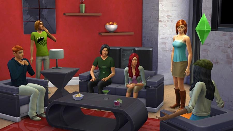 Los Sims 4 + Y Las Cuatro Estaciones Bundle (juego original + extension) Screenshot 4