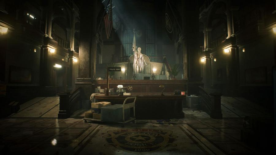 Resident Evil 2 (Remake) Screenshot 3