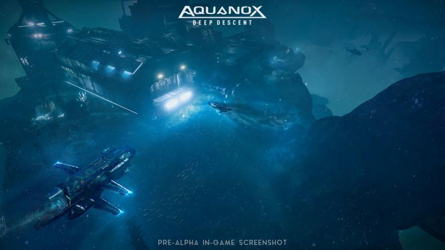 Aquanox Deep Descent Screenshot 6