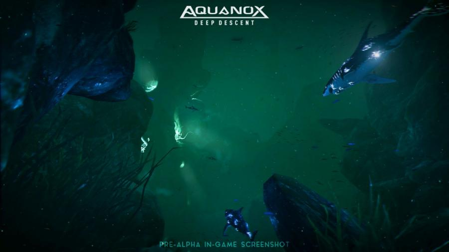 Aquanox Deep Descent Screenshot 3