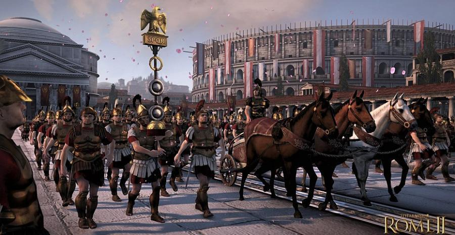 Total War Rome 2 - Caesar Edition Screenshot 2