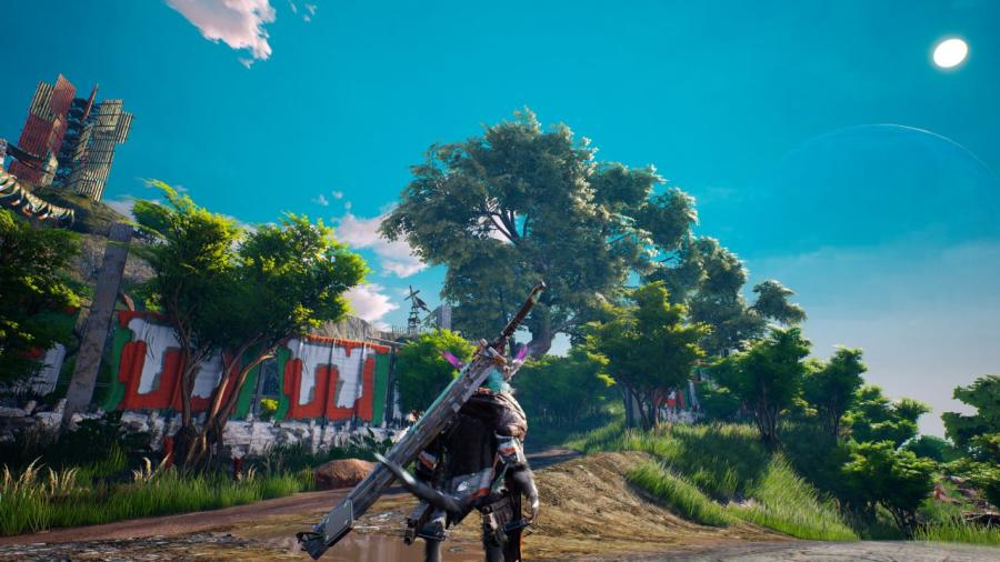 Biomutant Screenshot 2