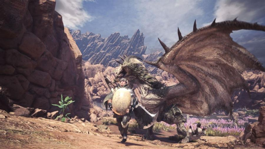 Monster Hunter World - Deluxe Edition Screenshot 8