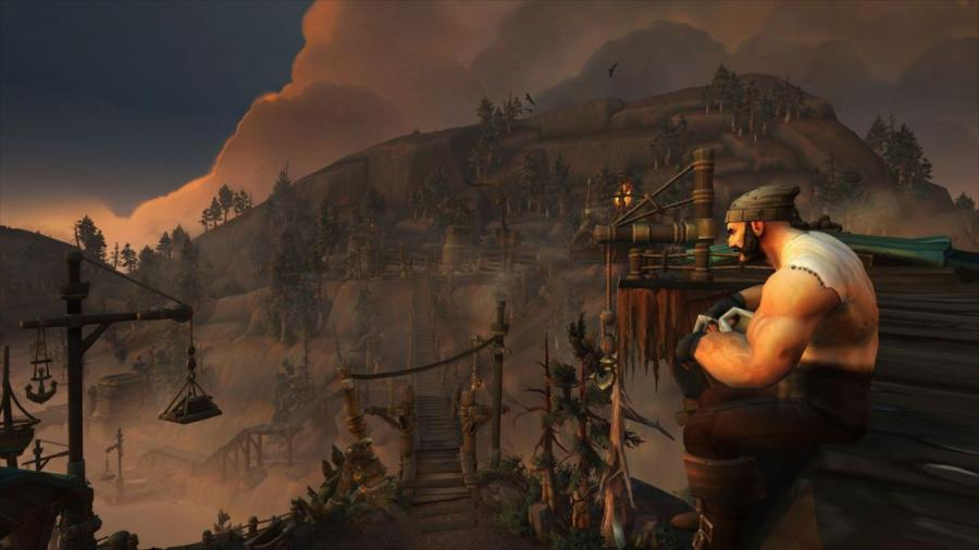 WoW - Battle for Azeroth [North America] - World of Warcraft Expansion Screenshot 2