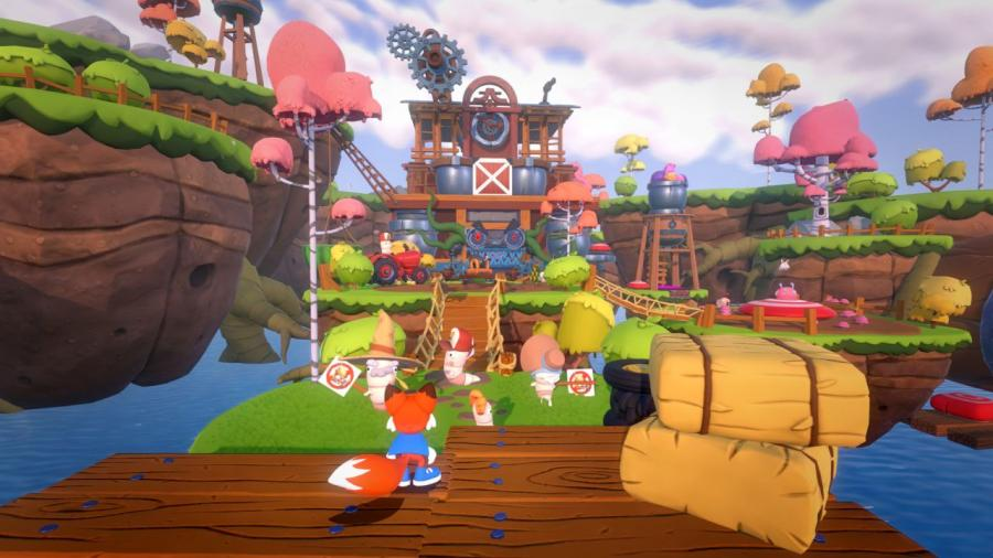 Super Lucky's Tale Screenshot 7